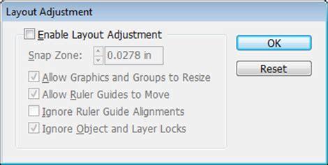 layout adjustment indesign cc indesign how to using liquid layout creativepro com