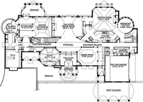 10 Bedroom House Floor Plans by 5 Bedroom House Plans Page 10