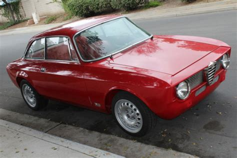 Alfa Romeo 1967 1967 Alfa Romeo Gtv Stepnose For Sale Photos Technical