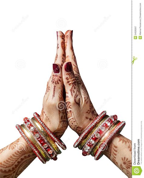 namaste mudra stock photo image 54026267