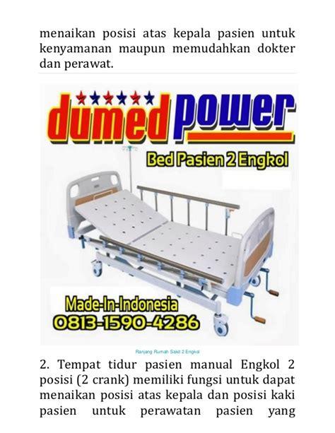 Ranjang Sliding ranjang rumah sakit hospital bed furniture rumah sakit