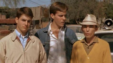 jackie earle haley tom cruise american teenagers film 1983 senscritique