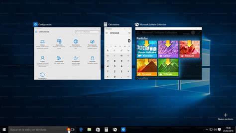 escritorios virtuales windows 7 tutorial escritorios virtuales trucos windows