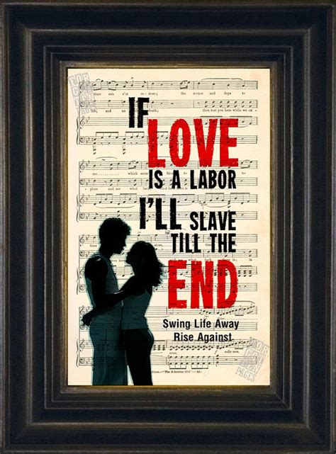 lyrics to swing life away rise against swing life away lyric on repurposed 1920 s