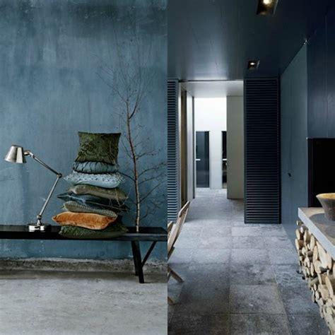 Room Colors Mood eclectic trends color trend moody blue walls