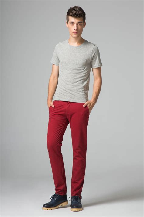 images of blotchy skin on legs kianes red chino pants for men pant so