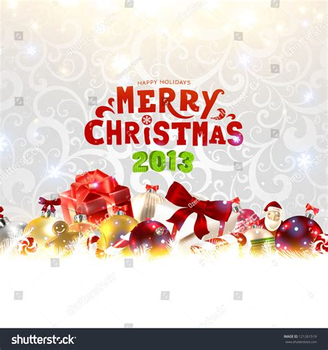 christmas cards shutterstock card design stock vector 121261519
