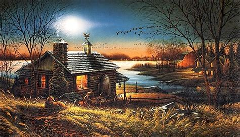 Cache Vis 1881 by Contentment Quot By Terry Redlin Terry Redlin