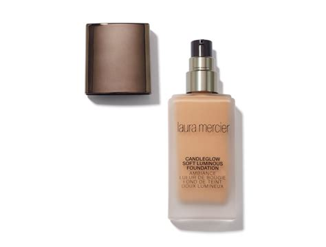 Mercier Candleglow Soft Luminous Foundation mercier candleglow soft luminous foundation the violet grey