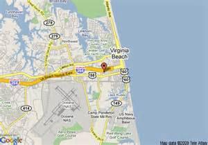 Map Of Virginia Beach Va by Pics Photos Virginia Beach Va Map