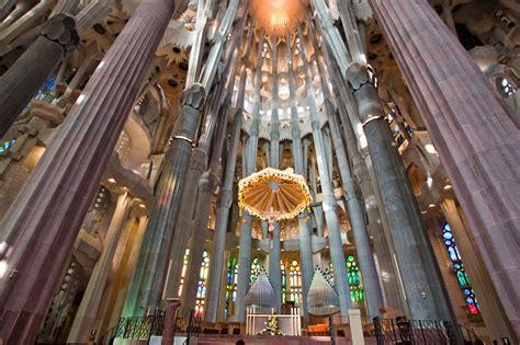 Barcelona Surroundings: The Sagrada Família ? Gaudí?s last