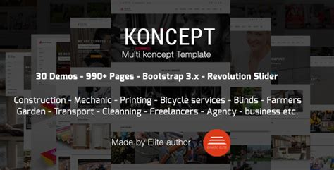 Trendystuff V1 5 1 Multiconcept Theme koncept v1 0 html5 multi concept template free
