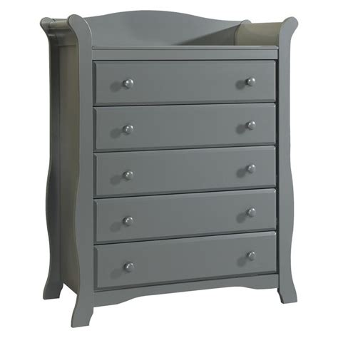 storkcraft avalon 6 drawer dresser gray storkcraft avalon 5 drawer dresser grey baby condra