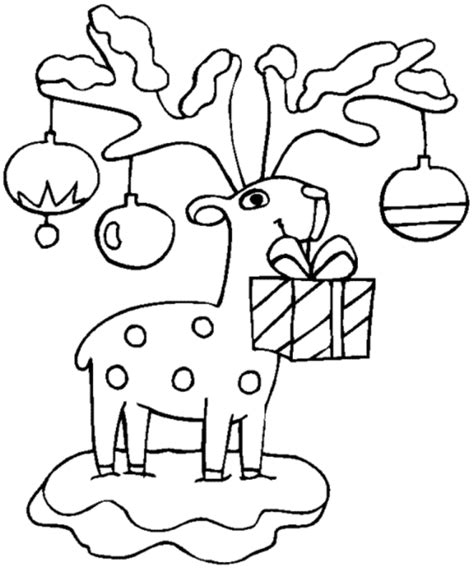 reindeer coloring pages preschool christmas coloring sheets christmas kid coloring pages