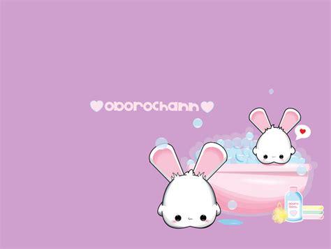 wallpaper cartoon bunny rabbit wallpaper and background 800x602 id 3891