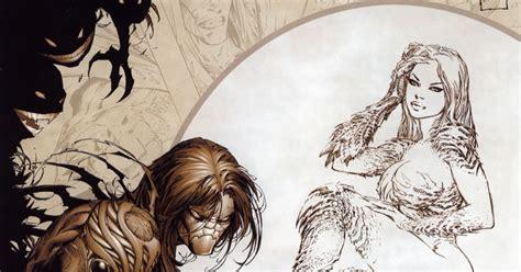 sketchbook x de comics y mangas para dibujar marc silvestri