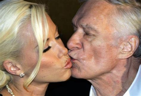 Hugh Hefner And On Baby Theres Been Lots Of Trying by Kendra Wilkinson S Scandalous Revealed I M A