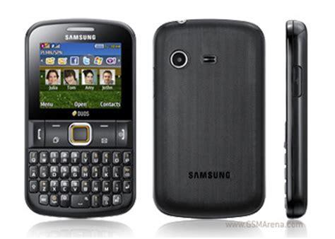 Harga Samsung Ch samsung memperkenalkan ch t 222 dual sim qwerty