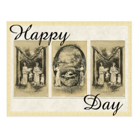 vintage day cards vintage mothers day cards zazzle