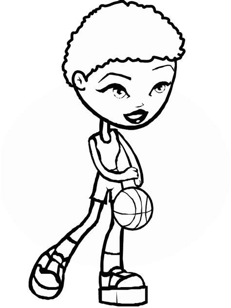Mewarnai Gambar Bola Basket - gambarmewarnai2019
