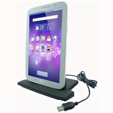Samsung Galaxy Tab Led samsung galaxy tab 3 10 1 tablet station with usb cable and led indicator