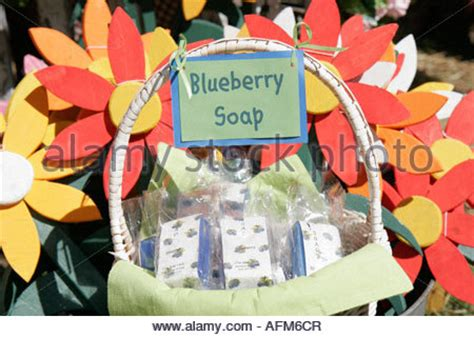 indiana plymouth marshall county blueberry festival living history stock photo
