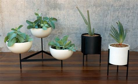 58 best mid century planters images on pinterest herb