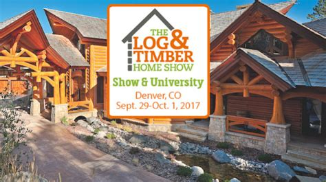 denver co 2017 the log and timber home show