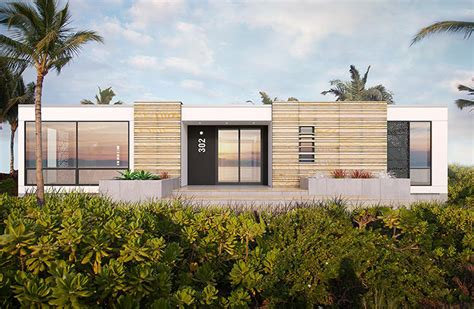 David Rockwell Is Taking Prefab To The Luxury Market Co Prefabricated Luxury Homes