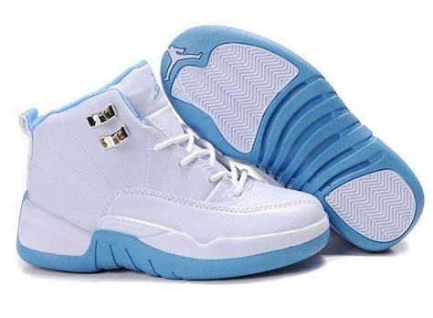 air 12 white baby blue youth nike jordans top selling nike air 12 retro
