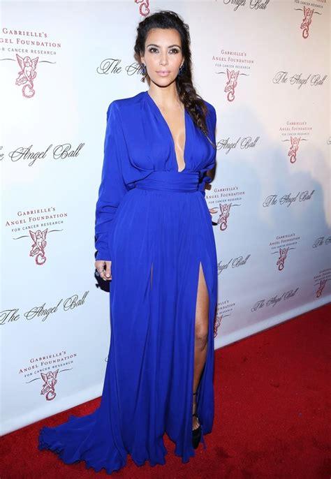 Wst 12011 V Neck Dress Blue royal blue sleeve v neck prom dress
