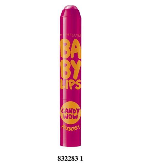 Maybelline Newyork Baby maybelline new york baby wow rasberry 2 g buy
