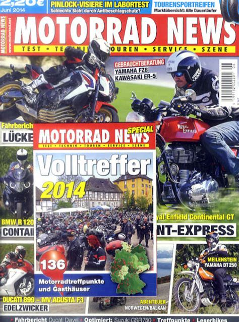 Motorrad News 11 2014 by 11motorrad News Meedia