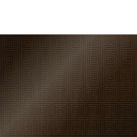 backsplash tile mini quadro rubbed bronze