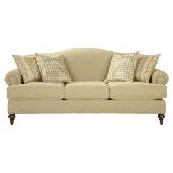 relaxed casual custom classic traditional sofa