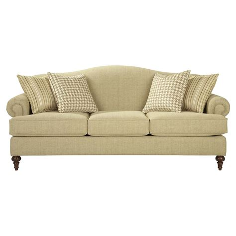 relaxed casual couch custom classic traditional sofa