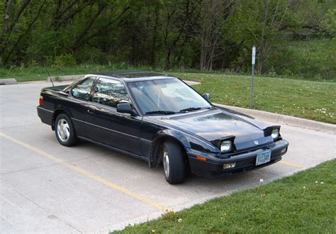 1991 Honda Prelude Si by Curbside Classic 1991 Honda Prelude Si Improving The