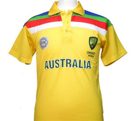 design jersey australia 8 reasons why the 1992 world cup jersey was the coolest