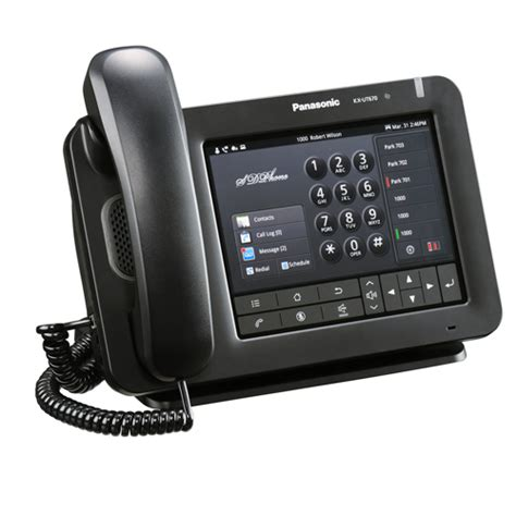 Best Office Phone Systems by Panasonic Kx Ut Voip Telephones For Office Business Or