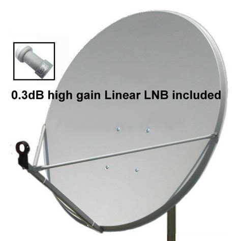 39 satellite free tv ku band dish antenna 36 33 fta lnb 886729147420 ebay