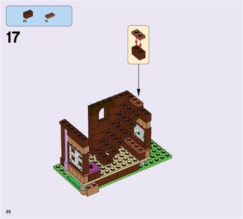 Lego Friends Brick Sy832 Adventure C Tree House lego adventure c tree house 41122 friends