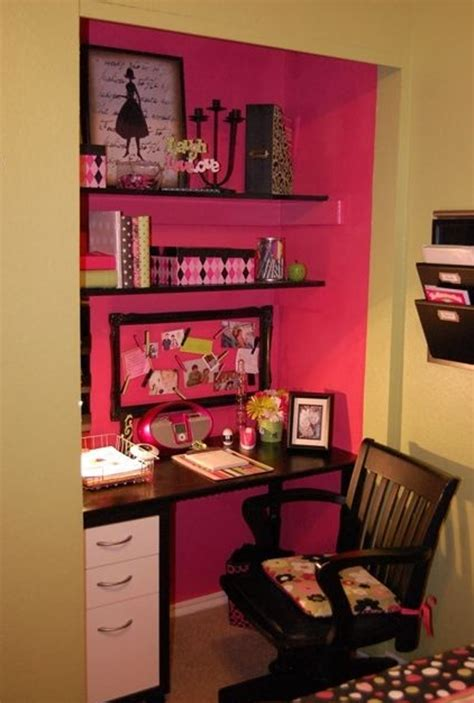 cool  stylish home office   closet ideas home