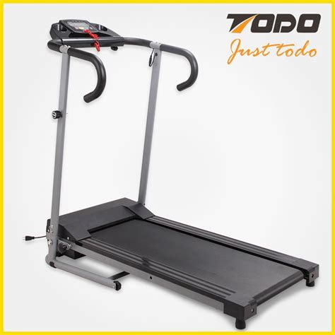 500w mini walking electric folding treadmill for home use