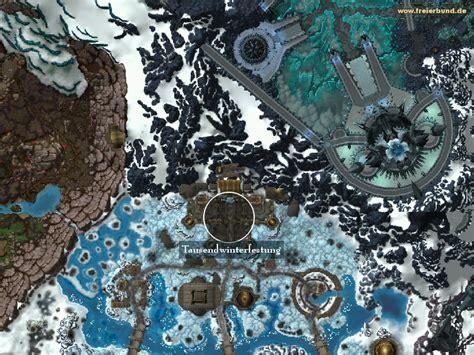 archavons kammer eingang tausendwinterfestung landmark map guide freier