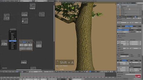 tutorial blender tree make photo realistic trees with blender cg tutorial