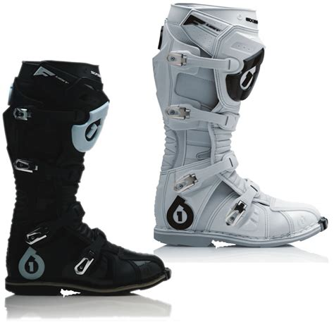 sixsixone motocross boots sixsixone 2012 flight motocross boots clearance