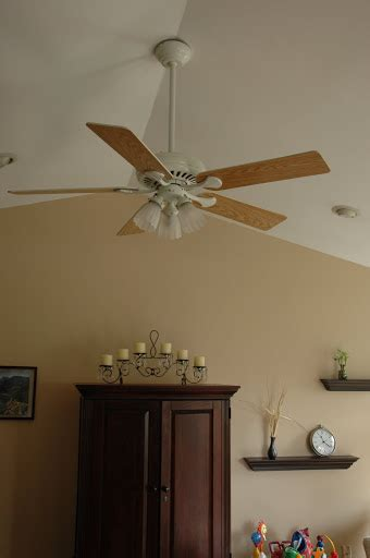 vaulted ceiling fans guide on how to install ceiling fan on vaulted ceiling