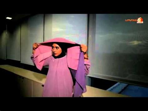 tutorial berhijab segi empat youtube tutorial cara memakai hijab segi empat modern terbaru 4
