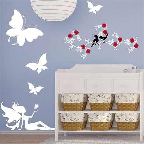 Stickers Bebe Chambre by Stickers Papillon Chambre Bebe Digpres