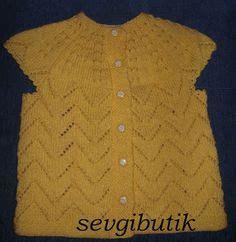 Conny Tunik 214 rg 252 bebek yele茵i modelleri knitted baby vest http www